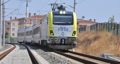 TCDD tren saatleri, Yüksek hızlı tren (YHT), Tren bileti Eybis, Tren seferleri